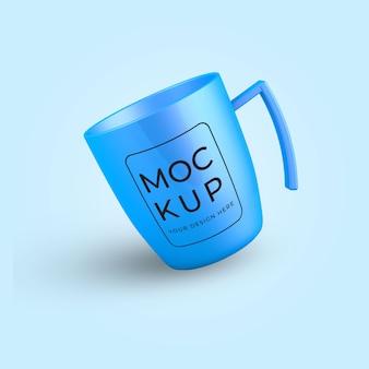 Mug maquette angle avant