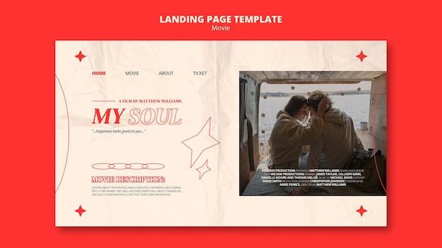 Nouveau modèle web de film