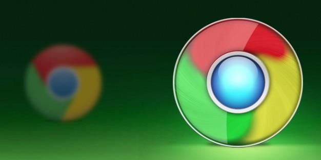 Nouvelle icône de google chrome revisited