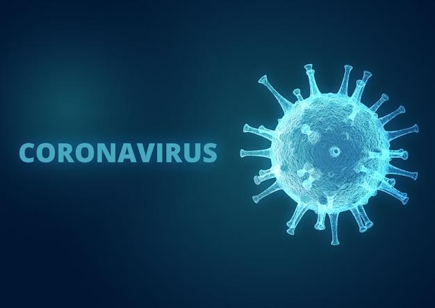 Novel coronavirus (2019-ncov), virus covid 19-ncp