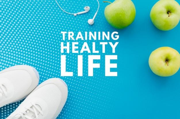 Organiser l'alimentation et le sport