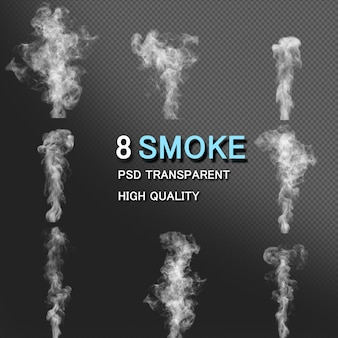 Pack de styles de fumée