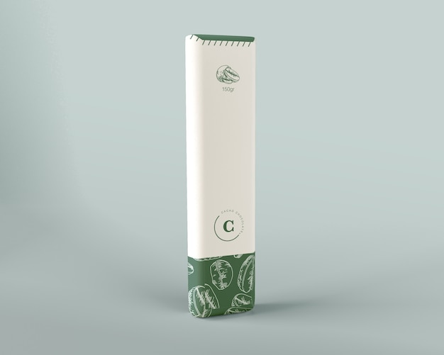 Papier d'emballage de chocolat