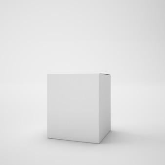 Paquet blanc