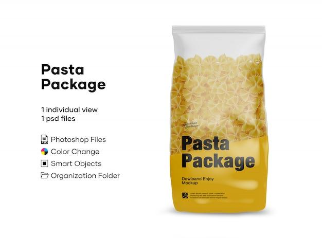 Paquet de pâtes