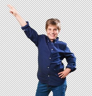 Petit garçon, danse