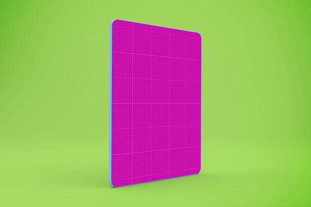 Plein écran de la tablette