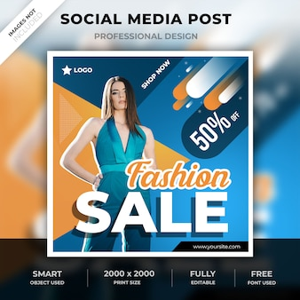 Poste de marketing sur les médias sociaux