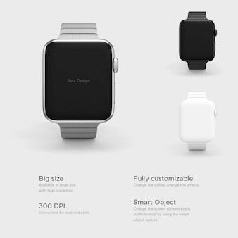 Présentation smartwatch