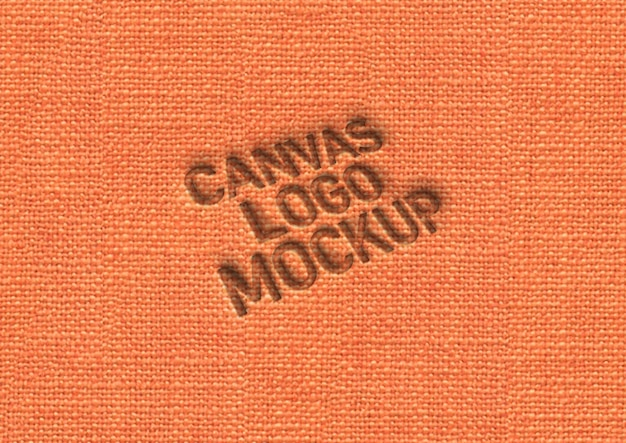 Pressed-canvas-logo-mockup