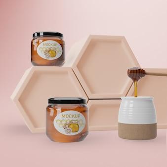 Produit de miel naturel
