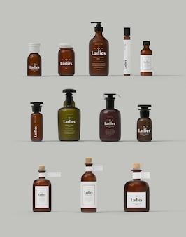 Produits cosmétiques féminins