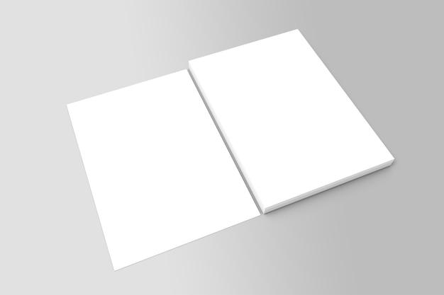 Prototype d'affiche flyer a4 recto-verso