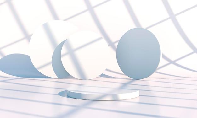 Rendu 3d avec des formes géométriques