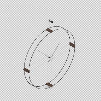 Rendu 3d isométrique