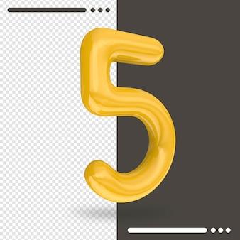 Rendu 3d numéro 5