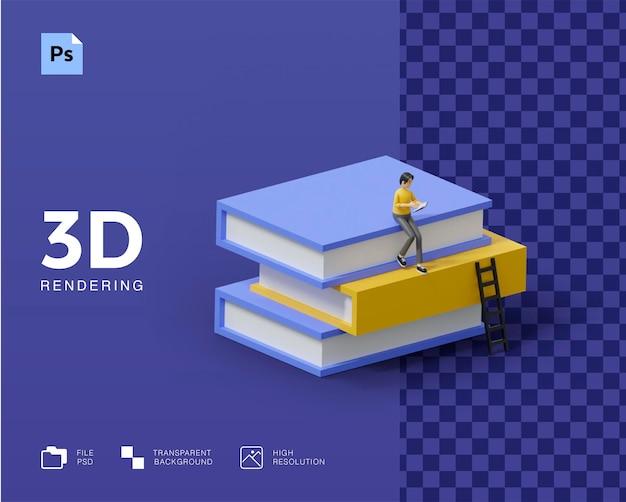 Rendu de concept 3d e learning