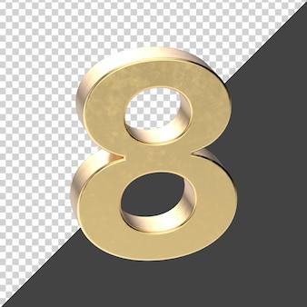 Rendu du nombre d'or 8