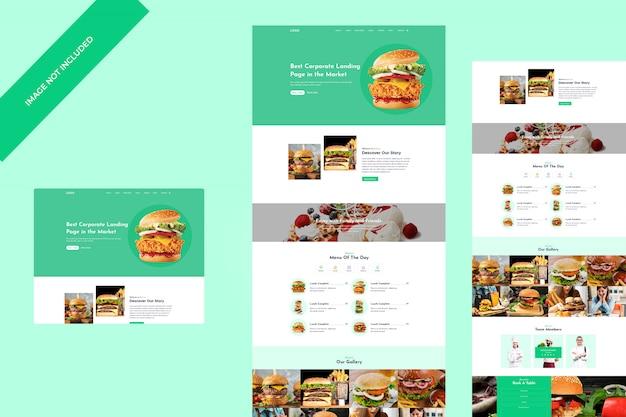 Restaurants et modèles alimentaires