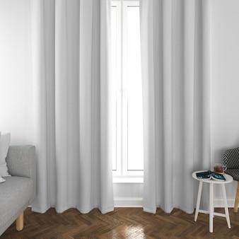 Salon design d'intérieur