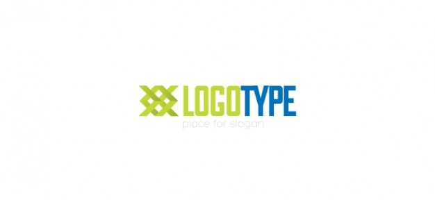 Sans modèle de logo de dessin vectoriel