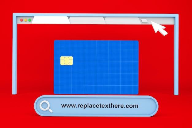 Site web de carte de crédit