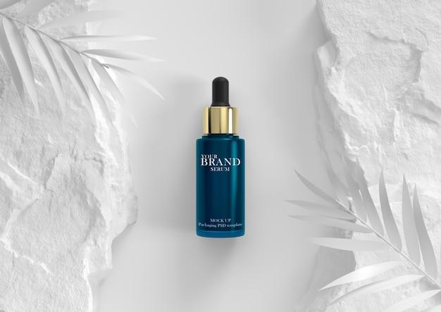Soins de la peau produits cosmétiques haut de gamme hydratants