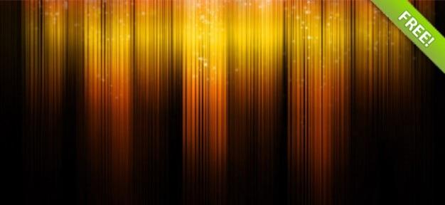 Starry abstrait