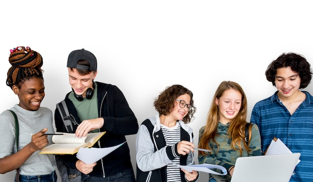 Student education school amis académiques