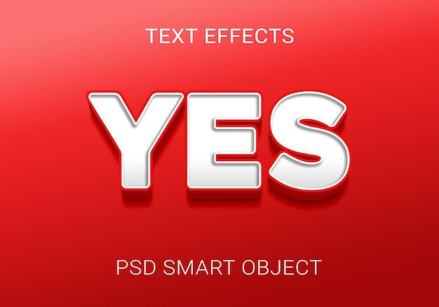 Style d'effet de texte de jeu créatif