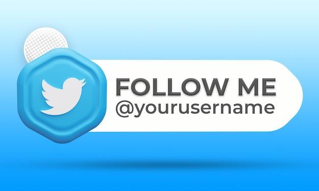 Suivez-nous sur twitter bannière tiers inférieur