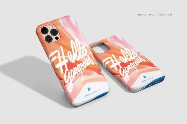 Super belle maquette de cas de téléphone