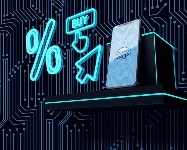 Super discount cyber lundi téléphone