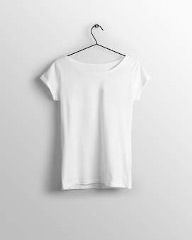 T-shirt homme col large