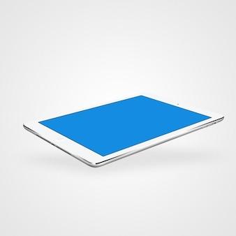 Tablet maquette conception