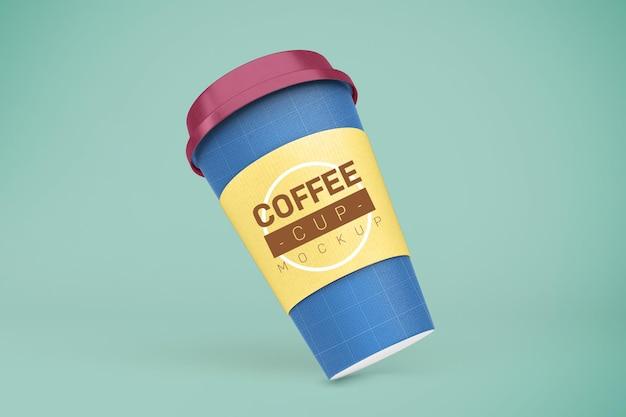 Tasses De Café PSD Premium