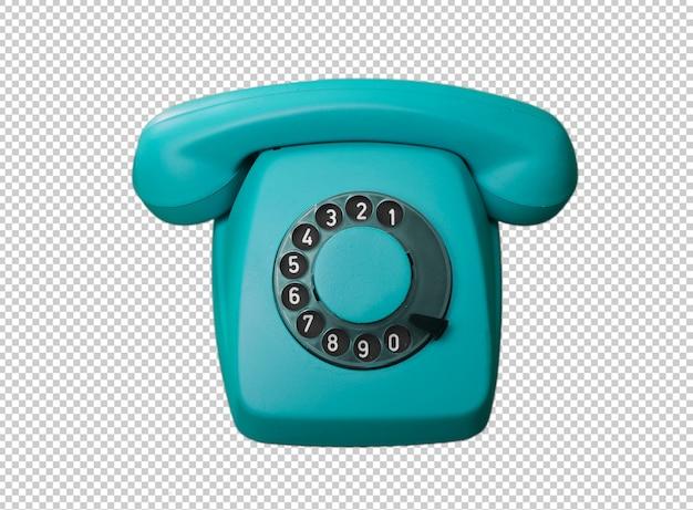 Téléphone cool vintage