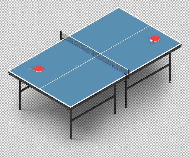 Tennis de table 3d