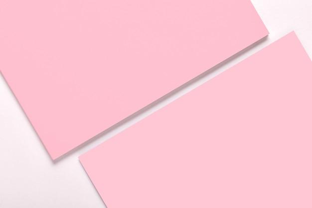 Texture du papier coloré
