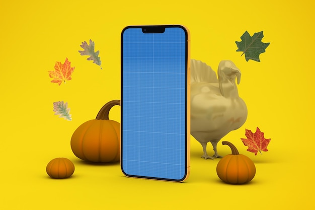 Thanksgiving téléphone 13