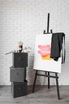 Toile à peindre