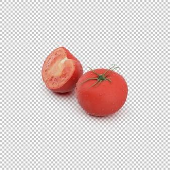 Tomates isométriques