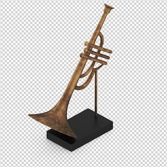 Trompette isométrique