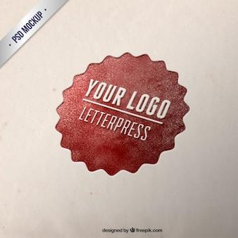 Typographie logo