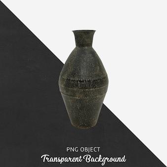 Vase sur fond transparent