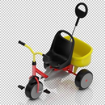 Vélo enfant isométrique