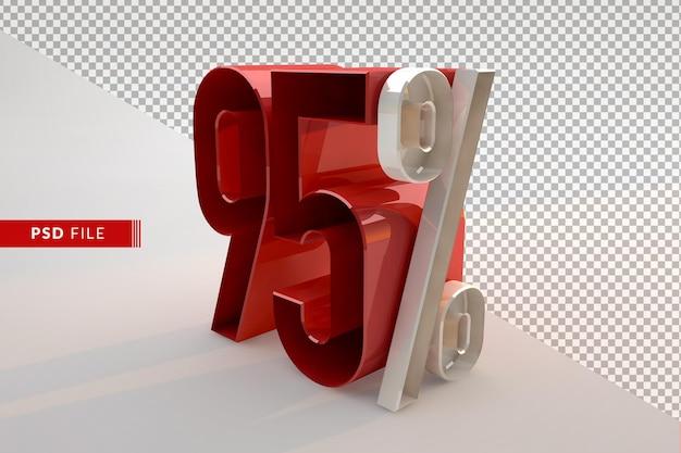 Vente 95 pour cent de réduction sur le concept isolé 3d promotionnel