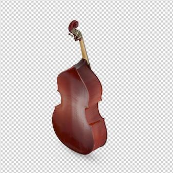 Violon isométrique