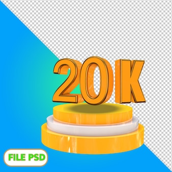 3d 20k