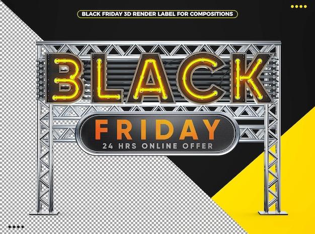 3d display black friday 24 horas online oferta